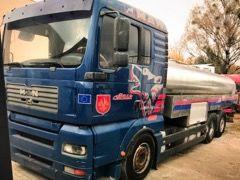 nákladní vozidlo na převoz mléka MAN TGA 26.410