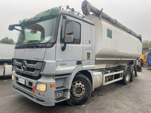 nákladní vozidlo na převoz mouky MERCEDES-BENZ ACTROS 2541
