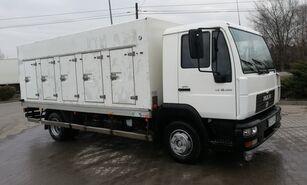 nákladní vozidlo na převoz zmrzliny MAN le 10.180