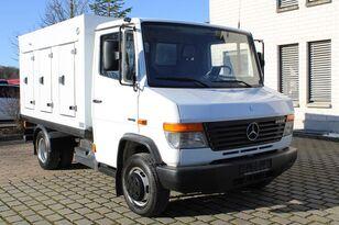 nákladní vozidlo na převoz zmrzliny MERCEDES-BENZ Vario613D ICE-33°C 182tkm Radstand3150 Euro 5