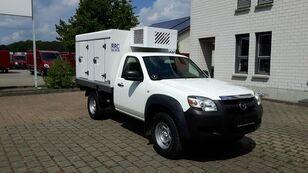 nákladní vozidlo na převoz zmrzliny MAZDA B 50 4WD ColdCar Eis/Ice -33°C 2+2 Tuev 06.2023 4x4 Eiskühlaufba