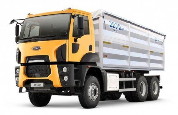 nové nákladní vozidlo na převoz zrní FORD Trucks 3542D AGRO