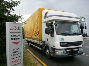 nákladní vozidlo plachta DAF FA LF 45.250