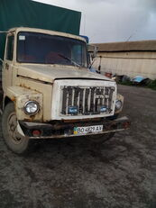 nákladní vozidlo plachta GAZ 3307