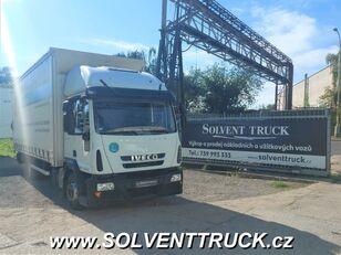 nákladní vozidlo plachta IVECO Eurocargo 120E25,EEV, shrnovačka + čelo
