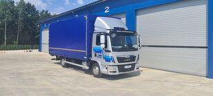 nákladní vozidlo plachta MAN TGL 8.180 E6 PALFINGER klima