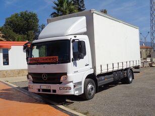 nákladní vozidlo plachta MERCEDES-BENZ ATEGO 1224 TAULINER