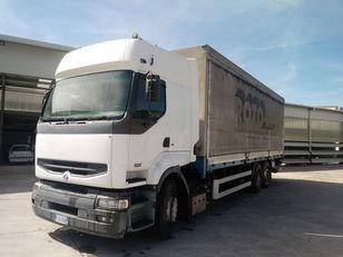 nákladní vozidlo plachta RENAULT PREMIUM 420 DCI