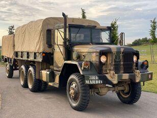 nákladní vozidlo plachta AM General M35 series + přívěs plachta