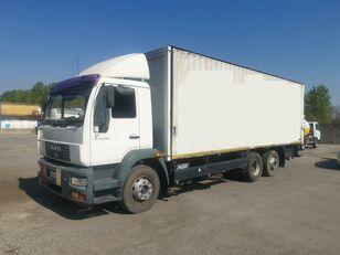 nákladní vozidlo plachta MAN LE20.280 CENTINATO IN ADR / PEDANA