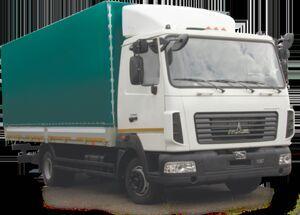 nové nákladní vozidlo plachta MAZ 437121-521-000