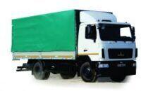 nové nákladní vozidlo plachta MAZ 534026