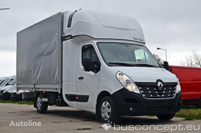 nové nákladní vozidlo plachta RENAULT Master 8EP - Twin Cab ( Fridge & Table))