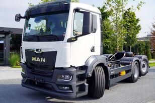 nové nákladní vozidlo podvozek MAN TGS 26.430 6x2-4 LL CH / EURO 6D / FACTORY NEW / NEW MODEL