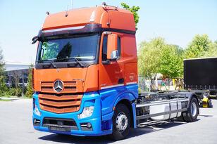 nákladní vozidlo podvozek MERCEDES-BENZ ACTROS 1842, E6, 4x2, chassis 7m, BDF, GigaSpace