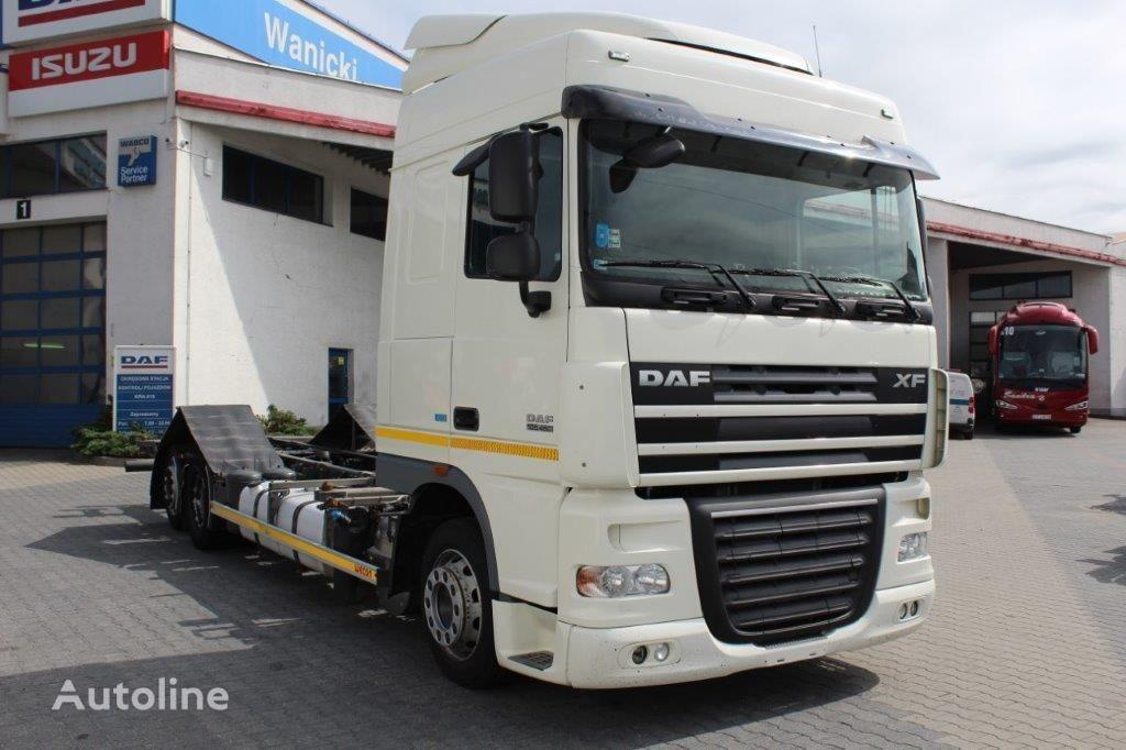nákladní vozidlo podvozek DAF FAR 2013 XF 460 BDF