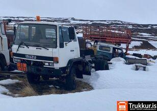 nákladní vozidlo podvozek ISUZU NHR