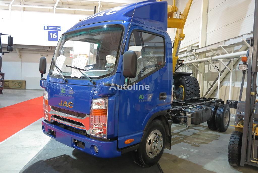 nové nákladní vozidlo podvozek JAC N56