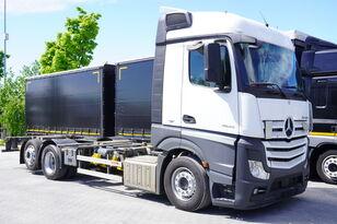 nákladní vozidlo podvozek MERCEDES-BENZ Actros 2543