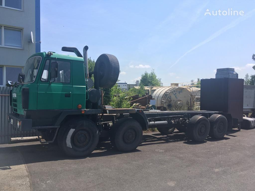 nákladní vozidlo podvozek TATA 8x8