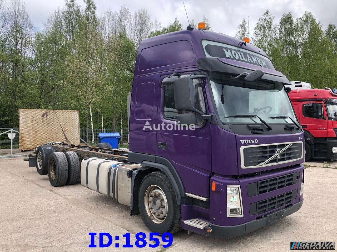 nákladní vozidlo podvozek VOLVO FH 450 6x2 Euro5