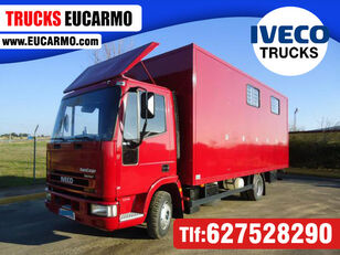 nákladní vozidlo pro přepravu koní IVECO EUROCARGO 80 E 16