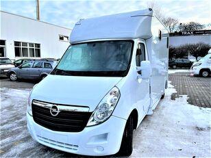 nové nákladní vozidlo pro přepravu koní OPEL Movano