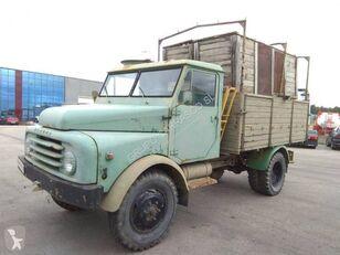 nákladní vozidlo valník HANOMAG