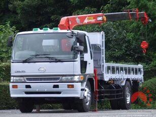nákladní vozidlo valník HINO Ranger