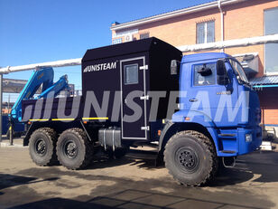 nové nákladní vozidlo valník KAMAZ 43118 с КМУ ИМ-150