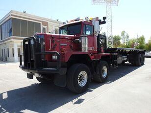 nákladní vozidlo valník KENWORTH * C500 * Bed / Winch * 8x4 Oil Field Truck *