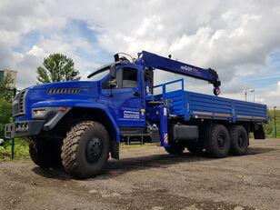 nové nákladní vozidlo valník URAL 4320 NEXT с тросовым КМУ DY (DongYang) SS1956 ACE