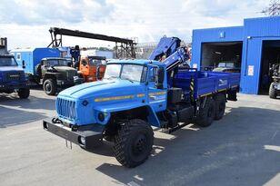 nové nákladní vozidlo valník URAL Бортовой автомобиль Урал 4320 с г/м АНТ-7,5-2