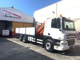 nákladní vozidlo valník DAF CF85.430