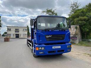 nákladní vozidlo valník ERF 18