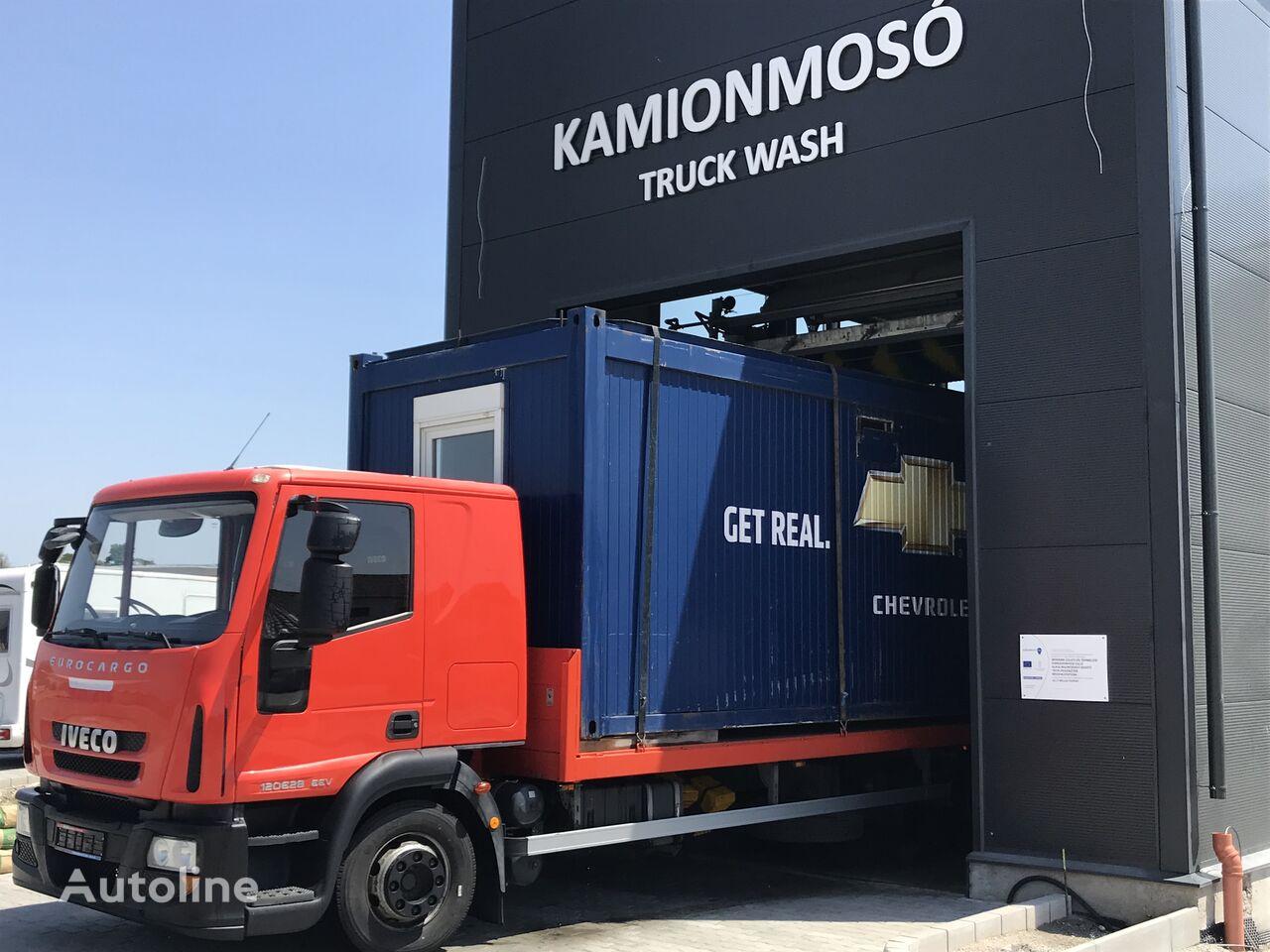 nákladní vozidlo valník IVECO EuroCargo 120