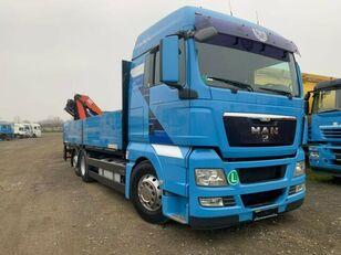 nákladní vozidlo valník MAN TGX 26.440
