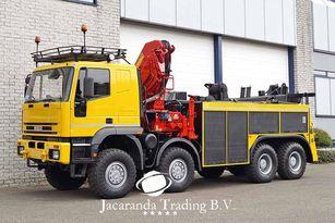 odtahové vozidlo IVECO EUROTRAKKER MP410E42