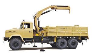 odtahové vozidlo KRAZ 6322-056