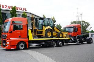 odtahové vozidlo MAN TGX 26.440 XXL , E6 , 6X2 , NEW BODY 7,5m , hydraulic , 2x winch