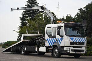 odtahové vozidlo VOLVO FL240 ABSCHLEPP/KRAN/HUBBRILLE/SEILWINDE/WINCH