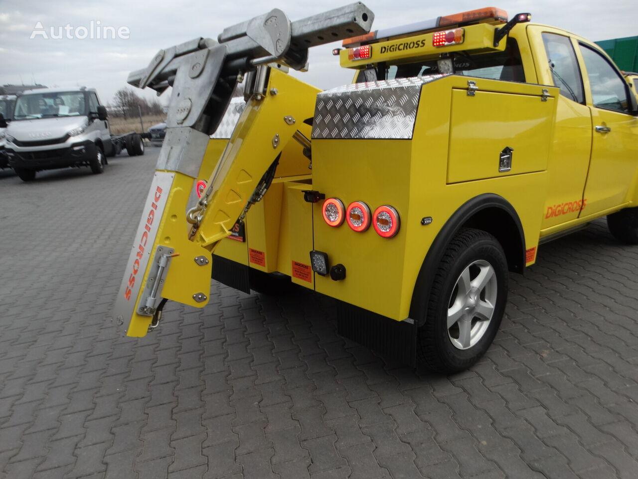 odtahové vozidlo ISUZU D-MAX