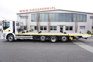 odtahové vozidlo IVECO Stralis 360 , EEV , 8X2 , tridem , load 17t , 8,8m long , retard