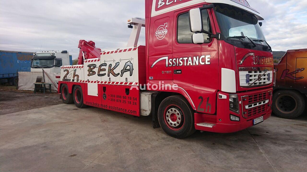 odtahové vozidlo VOLVO FH16 750