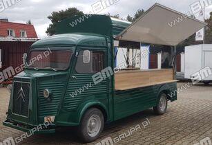 nová pojízdná prodejna BMgrupa CITROEN HY, FOOD TRUCK do sprzedaży lodów