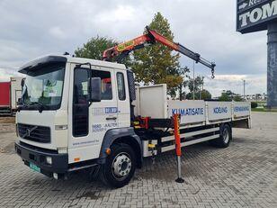 pojízdná prodejna VOLVO FL220.12 / PK 7000A / NL brief