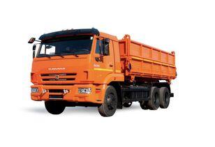 nový sklápěč KAMAZ 45143-6012-50