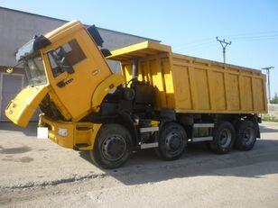 sklápěč KAMAZ 8x4 dumper 17m3