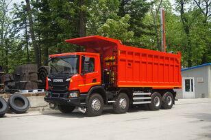 nový sklápěč SCANIA P 440 B