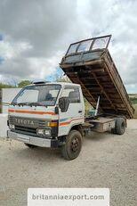 sklápěč TOYOTA Dyna 300 14B 3.6 diesel left hand drive 7.5 ton
